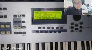 YAMAHA MOTIF ES6 โดย บอลลี่ 0910540507 ( ท้ายคลิปเป็นการใช้งานเบื้องต้น )